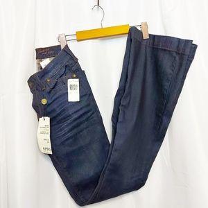Buffalo 70's Flare Leg Curvy Fit Jeans Size 24/ 34